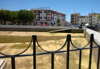 Fomento y Vivienda saca a licitación por 1,04 millones las obras para acondicionar el entorno de La Charca de Pegalajar en Jaén