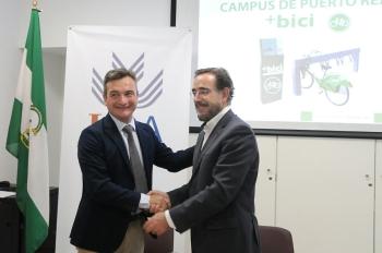 El campus de Puerto Real contará a partir de enero de 2016 con un servicio de préstamo automatizado de bicicletas