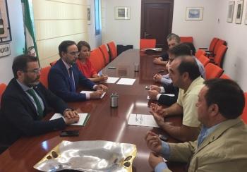 La Junta y Unibus estudian introducir mejoras en el transporte de viajeros en autobús en la provincia de Jaén