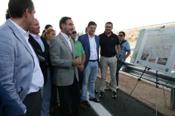 La Junta pone en servicio la variante de Albox dando continuidad a 22 kilómetros de la autovía del Almanzora