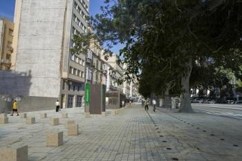La Junta licita actuaciones asociadas al metro de Málaga con un presupuesto de 1,78 millones de euros