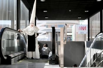 Metro de Málaga transportó a más de 142.000 usuarios durante la Semana Santa
