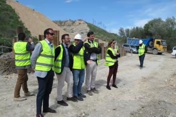La Junta desvía el tráfico por 8 kilómetros de nueva calzada entre Torrequebradilla y Puente del Obispo en la Autovía del Olivar