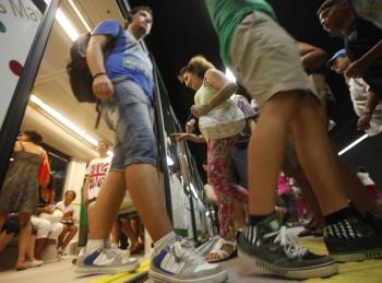 Metro de Málaga reforzará el servicio durante la semana de Feria ampliando el horario nocturno