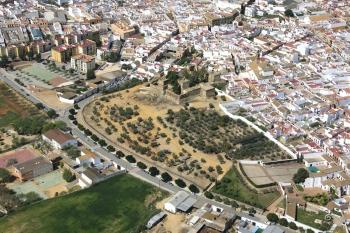 La Junta iniciará en julio las obras de adecuación del parque del Castillo de Luna en Mairena del Alcor