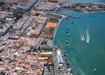 La Junta saca a licitación el concurso para urbanizar la zona norte de la dársena del puerto deportivo de Isla Cristina