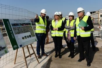 Metro de Granada licitará en abril el aparcamiento de la estación de ferrocarril de Andaluces