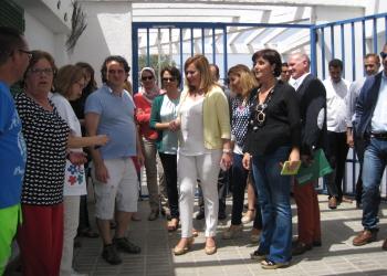 La Junta licita obras de rehabilitación en las zonas comunes de 18 bloques de El Puche en Almería