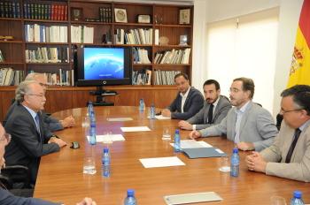 Felipe López exige al Gobierno un compromiso real con las inversiones para la conexión ferroviaria del Puerto de Algeciras