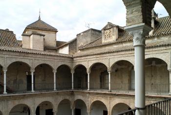 Comienzan las obras de rehabilitación del antiguo Convento de Santa María de los Reyes de Sevilla