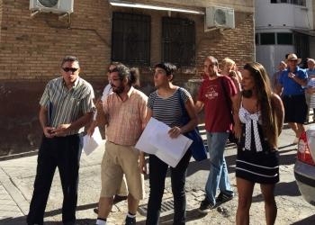 La Junta reitera su compromiso con la rehabilitación del barrio de Santa Adela en El Zaidín