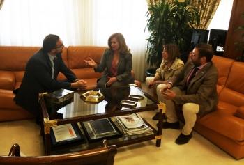 La Junta financia un proyecto de I+D+i de la UJA para el manejo digital de las expropiaciones