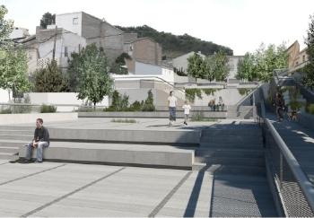 La Junta adjudica por 846.680 euros la urbanización de 3 espacios públicos en Tíjola, San Silvestre y Hornos del Segura