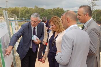 El nuevo viario del Área de la Bahía Algeciras reforzará la intermodalidad entre los transportes por carretera y ferrocarril