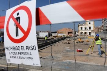 La Junta licita por 3,17 millones la construcción del parking de la estación de ferrocarril enmarcado en la obra del metro