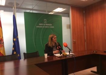 Serrano anuncia que las obras del Área Logística de Antequera se iniciarán en el primer semestre de 2016