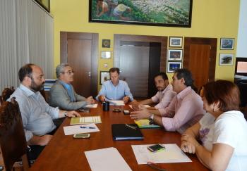 La obra civil del tranvía en Chiclana estará terminada antes de fin de año y se restablecerá el tráfico en todo el trazado