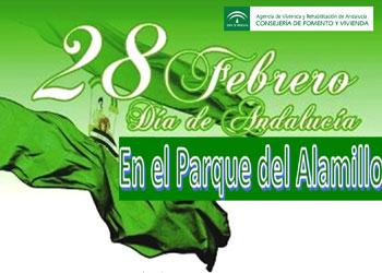 Los parques metropolitanos del Alamillo y Los Toruños programan actos festivos para celebrar el Día de Andalucía