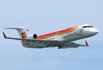 El vuelo Almería-Sevilla incrementa un 35% el número de viajeros en el primer trimestre de 2015