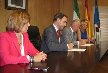 La Junta desbloquea las obras de la variante de Roquetas y prevé para 2016 un presupuesto de unos 8 millones de euros