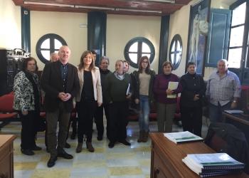 La Junta entrega a casi una treintena de familias de Níjar y Lubrín subvenciones por valor de 232.600 euros