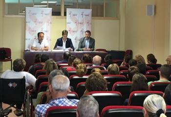 La Junta facilita el acceso a sus viviendas en propiedad a un total de 66 familias de Ibros (Jaén) a través del Plan de Ventas