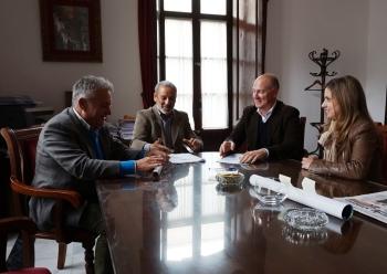 Junta y Ayuntamiento de Vera colaboran en la conclusión de dos importantes infraestructuras