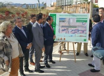 La Junta elimina el cambio de rasante y finaliza las obras de reintegración urbana de la avenida Juan XXIII de Málaga