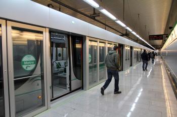Los metros de Sevilla y Málaga siguen creciendo este año con cerca de 400.000 viajeros más en los 9 primeros meses