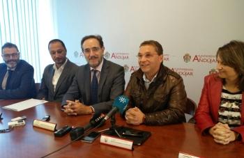 La Junta avanza en el desarrollo del sector logístico en Andújar y llama a la participación del sector privado