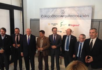 López considera la arquitectura del olivar una oportunidad y un imán para el desarrollo económico
