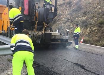 La Junta destina 6,7 millones a obras de emergencia en 25 carreteras afectadas por el temporal