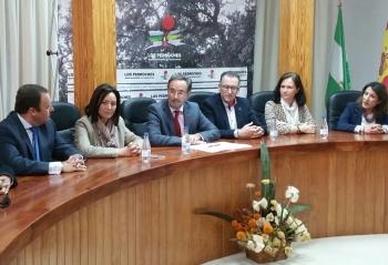 La Junta ejecutará obras de mejora de la seguridad vial en la A-422, entre Alcaracejos e Hinojosa, por valor de 1,85 millones
