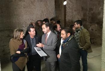La Junta ejecutará la segunda fase de la rehabilitación del Palacio Municipal de Linares en 2016
