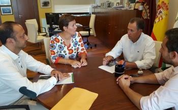 Junta y Ayuntamiento de Chiclana alcanzan un principio de acuerdo para la ordenación de península de Sancti Petri