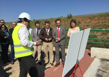 La Junta reinicia las obras de conexión ferroviaria del Parque Empresarial de Linares con Vadollano