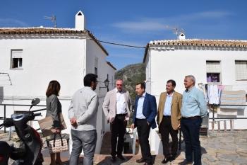 La Junta invierte 400.000 euros en la rehabilitación de 27 viviendas públicas de Casares