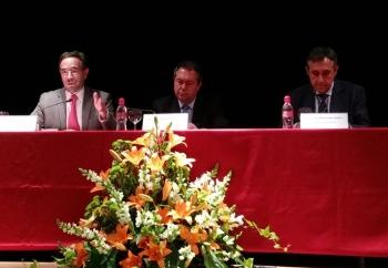 Felipe López apela a la cooperación en la presentación del Plan de Vivienda y Rehabilitación a los promotores públicos