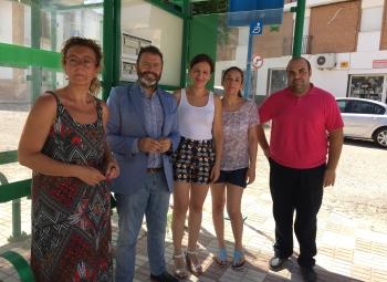 Los vecinos del municipio jiennense de Lopera contarán con una nueva conexión directa por autobús hasta la capital