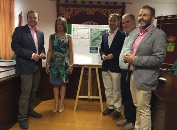López anuncia la licitación este año de la variante de Quesada que mejorará la seguridad vial con 1,5 millones de inversión