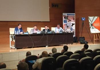 Las I jornadas sobre la metodología BIM para construccióne infraestructuras reúnen a 150 participantes en Jaén