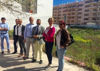 El Bulevar de Jaén se dotará de 48 nuevas viviendas protegidas sobre una parcela de 1.710 m2 adjudicada por AVRA a Sorpriga-Vialterra