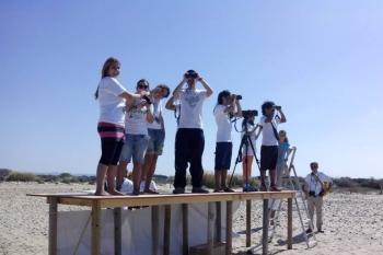 Comienza esta semana la XII edición del Voluntariado de la playa de Levante