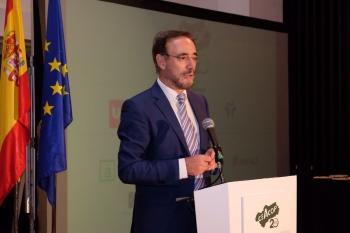 López apela al trabajo cooperativo con las empresas para seguir avanzando en infraestructuras