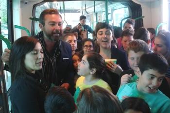 La Junta instruye a la ciudadanía para garantizar la seguridad vial con vistas a la puesta en marcha del Metro de Granada