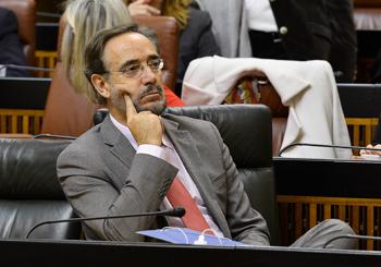 López destaca el esfuerzo presupuestario en infraestructuras que sitúa a Andalucía por encima de la media autonómica