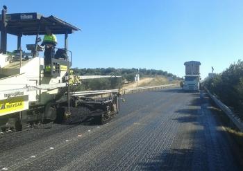 López anuncia nuevas obras de mejora de la seguridad vial en carreteras con una inversión de más de cinco millones de euros