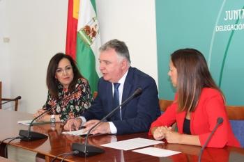 La Junta gestiona actualmente más de 17 millones de euros en inversiones en vivienda para personas vulnerables en Huelva