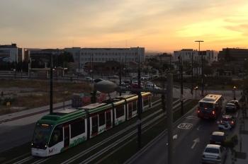 Las pruebas dinámicas del Metropolitano de Granada superaron los 3.000 kilómetros la pasada semana