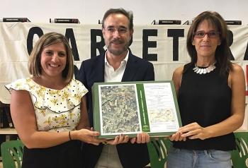 La Junta iniciará en octubre la construcción del nuevo acceso a Alcalá del Valle desde la A-384 con una dotación de 7,7 millones